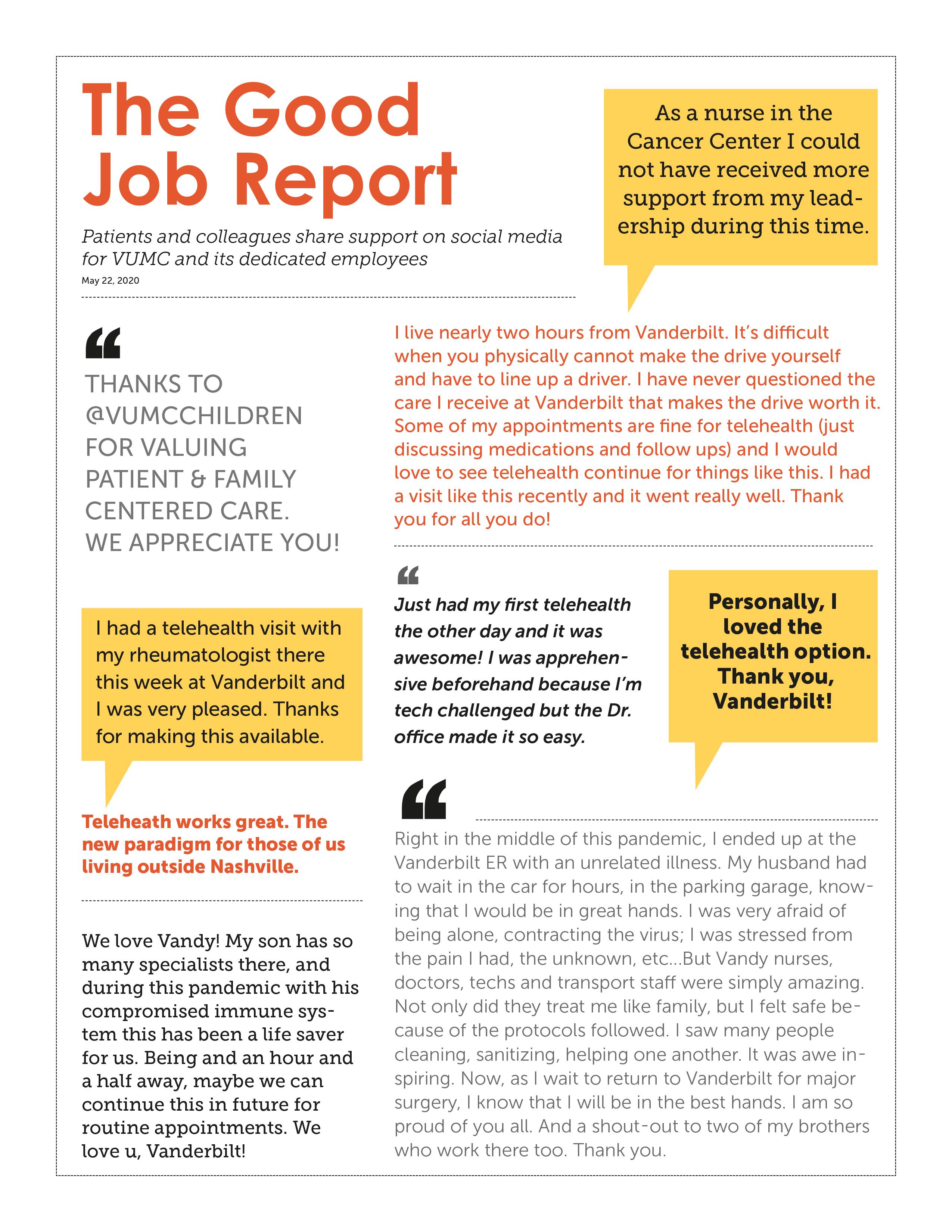 good job report 05 22 2020