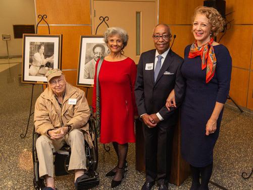 2018 Diversity Portrait Honorees