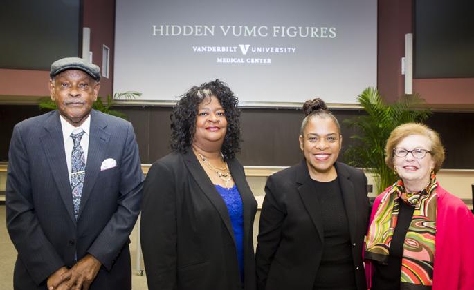 2018 Hidden VUMC Figures honorees
