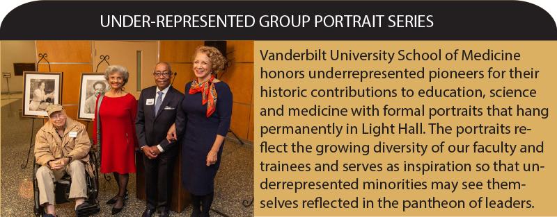 Under-represented Group Portrait Series