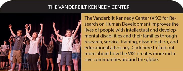 The Vanderbilt Kennedy Center