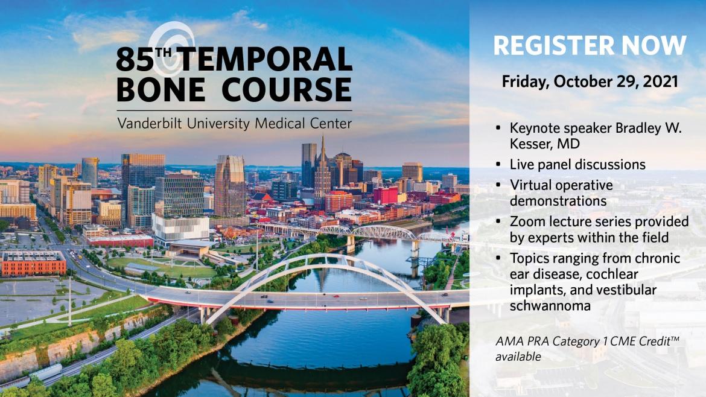 85th Temporal Bone Course photo