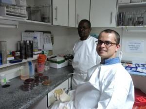 Vanderbilt student global health research Barnett