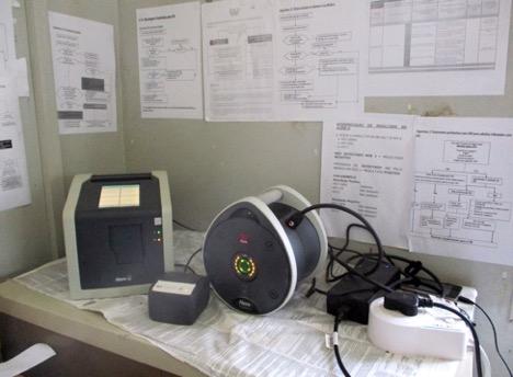 POC machine