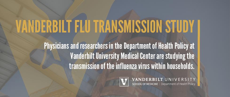 vanderbilt flu study