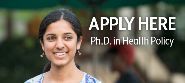 Click here to apply for the PhD program.