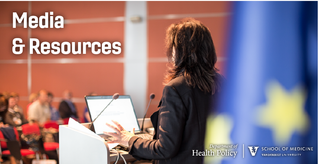 Media and Resources header image