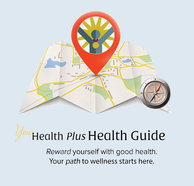 Healt Plus Health Map