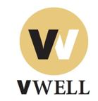 VWell logo