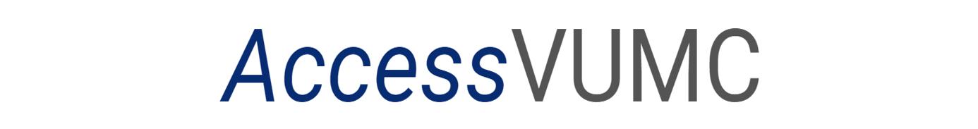 AccessVUMC logo