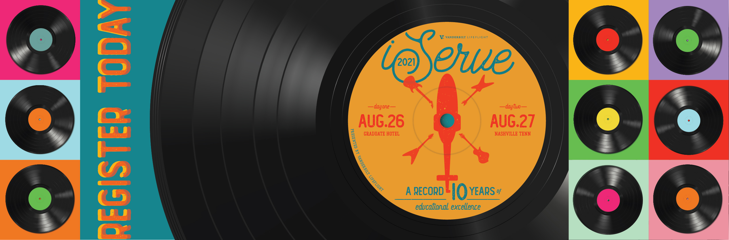 iServe - A record 10 Years of Education Excellence