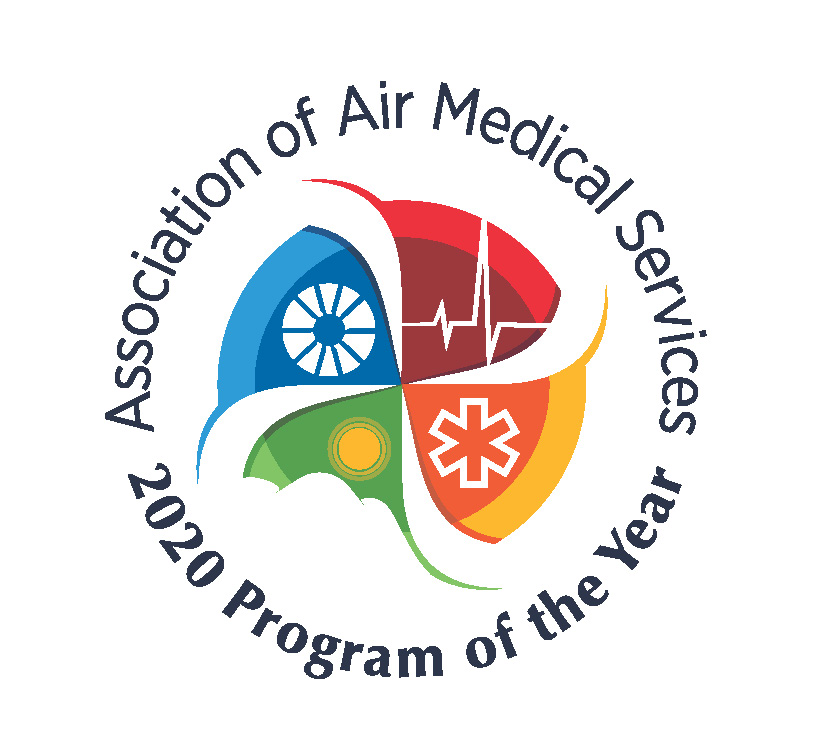 AAMS Program of the Year Logo