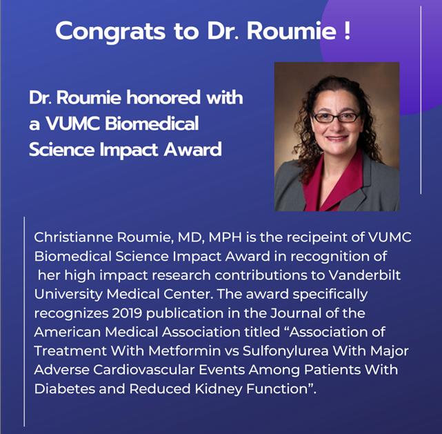 roumie award