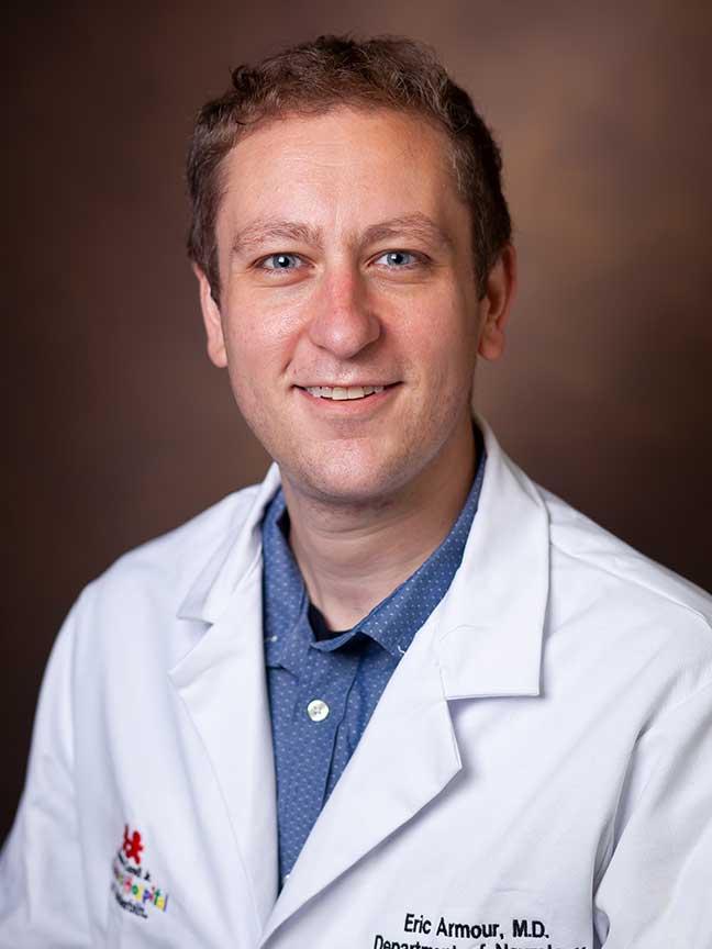 Dr. Eric Armour