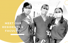 Meet our residents & faculty for a virtual open house on September 22nd.
