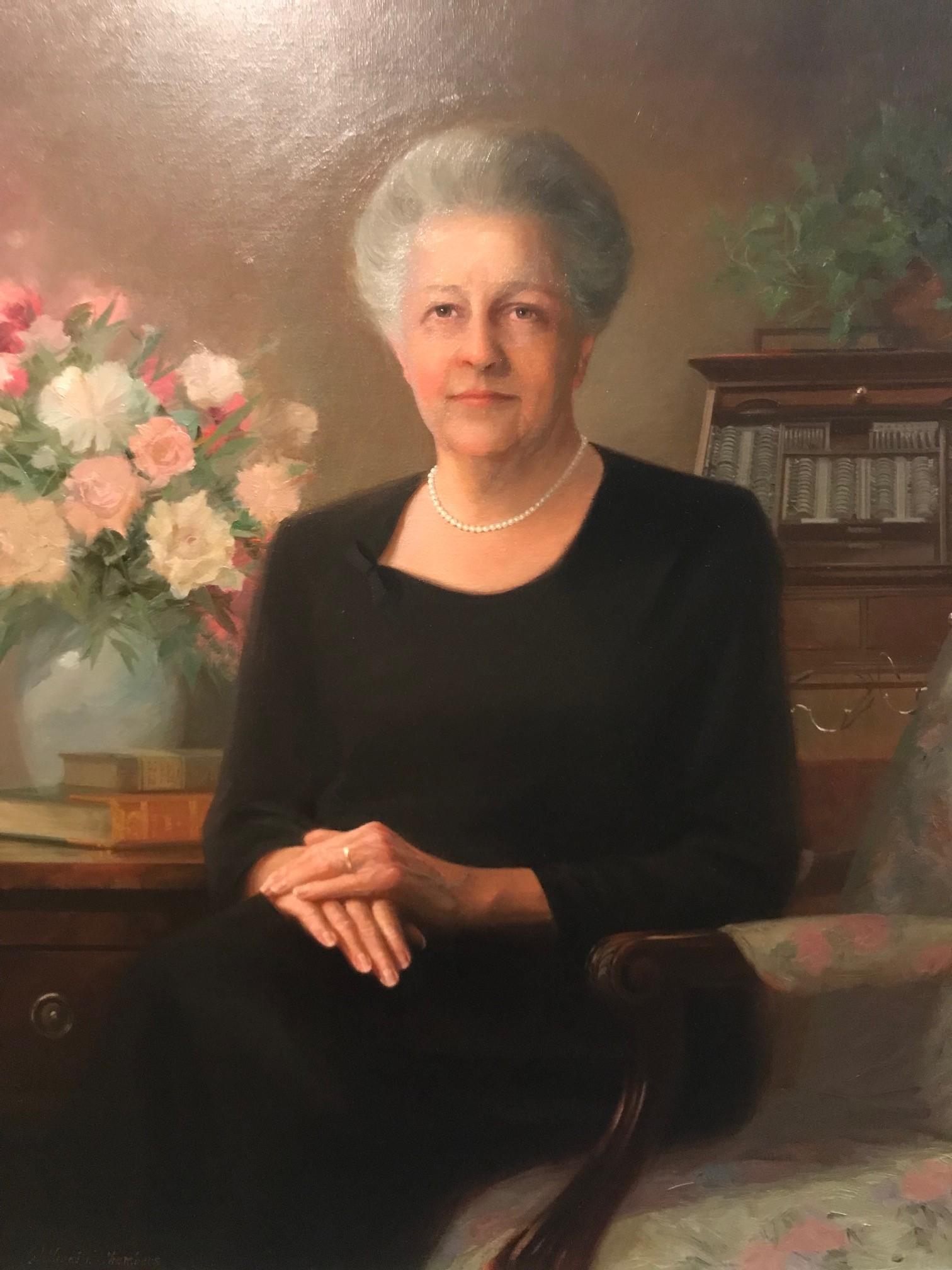 Photograph of Dr. Zefross