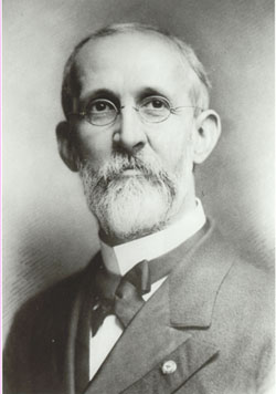 Photograph of Dr. Savage