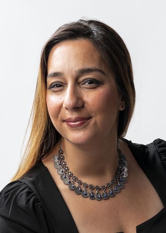 Houra Merrikh, Ph.D.