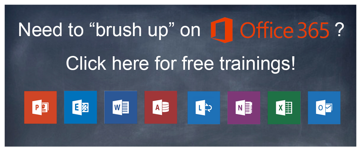 Microsoft Office 365 Trainings