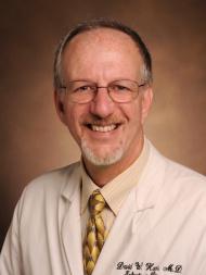 David W. Haas, M.D.