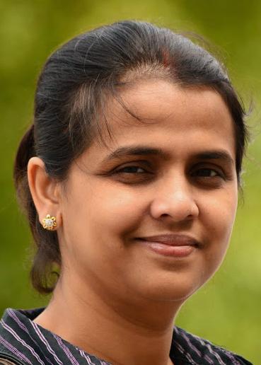 Sarika Saraswati, Ph.D.
