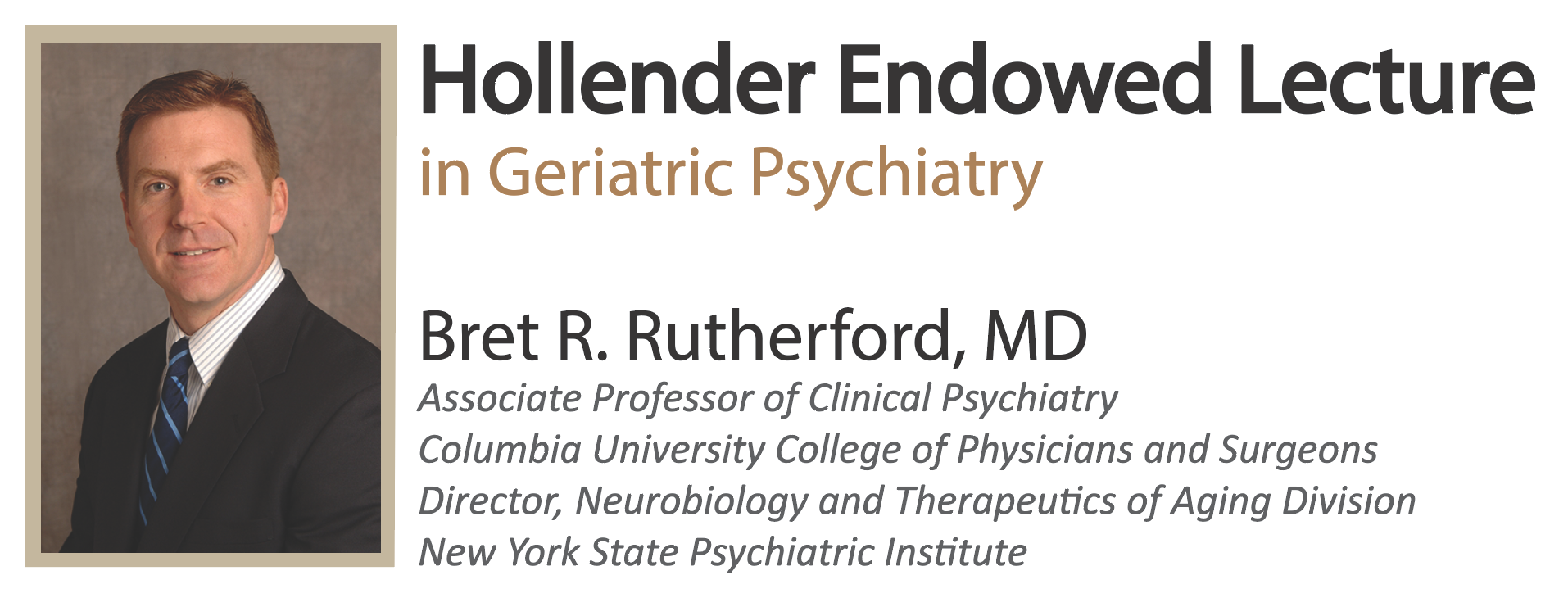 Hollender Lecture Rutherford
