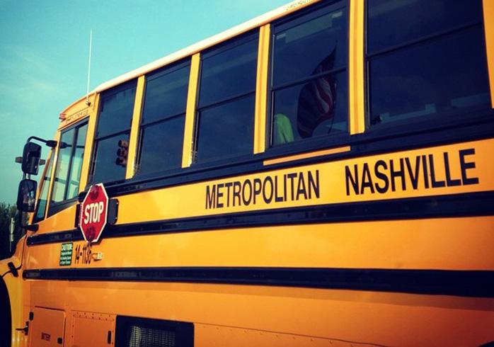 Nashville School Bus