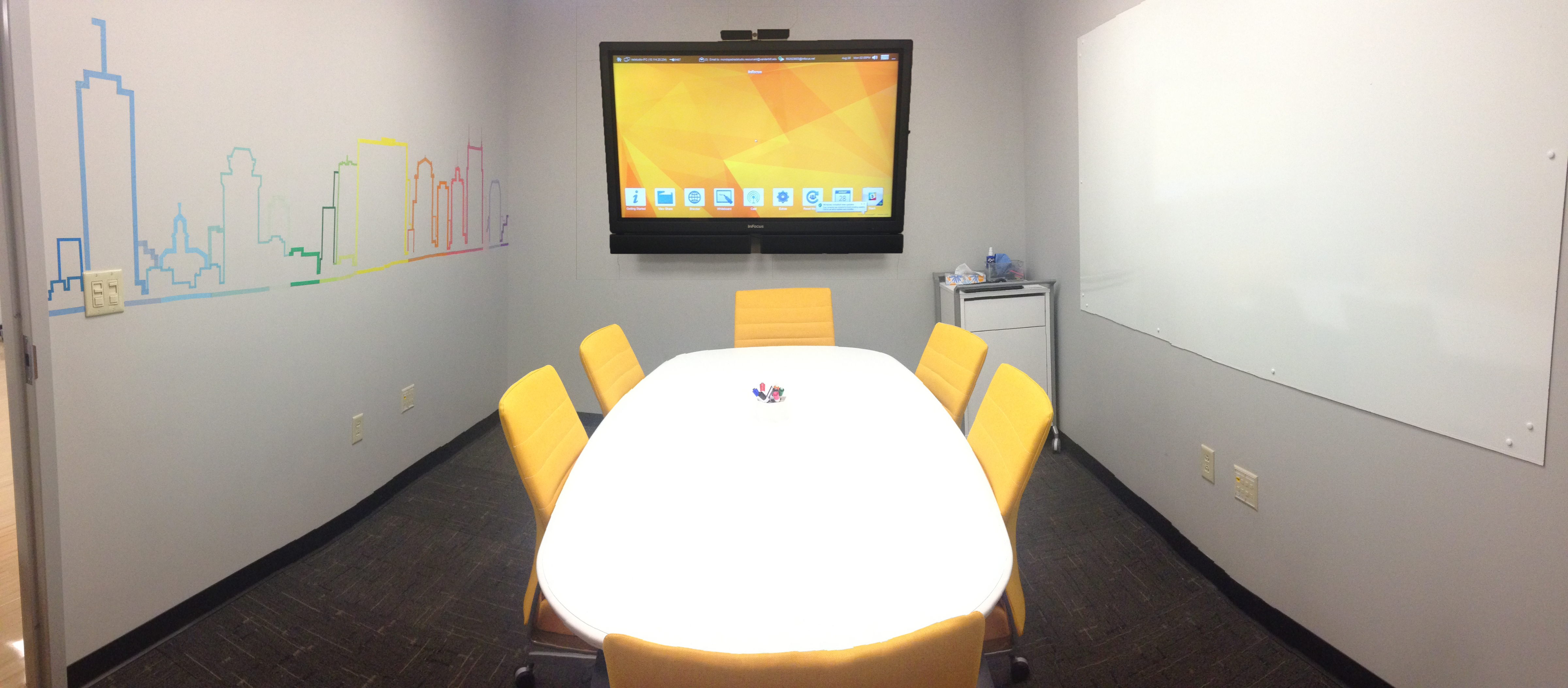 RAD Studio Ideation and Meeting Space