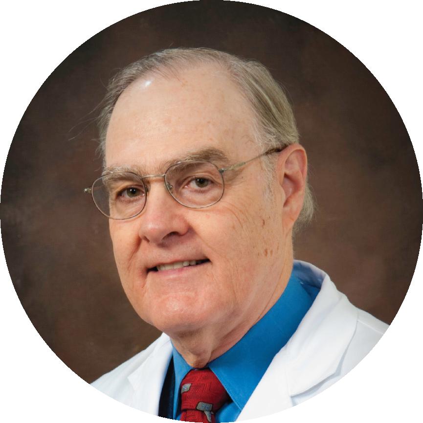 John Worrell, M.D.