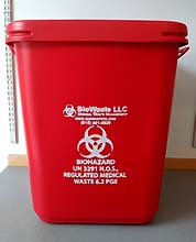 BioWaste LLC Container