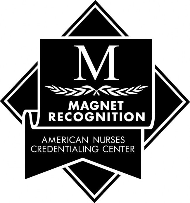 Magnet Black Banner