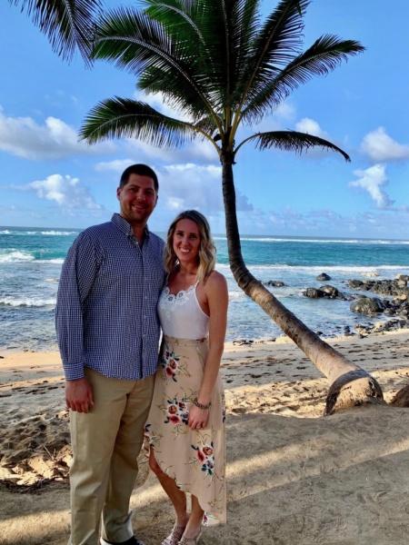 Heather in Hawaii