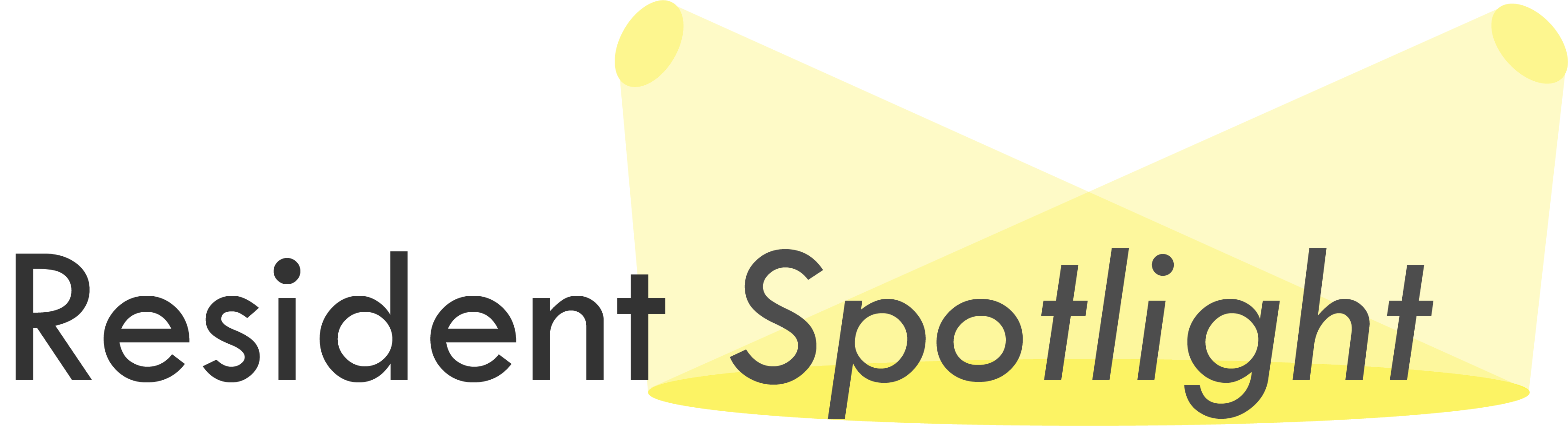 Resident Spotlight