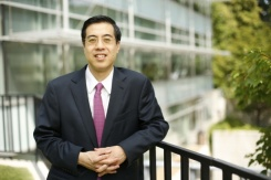 Thomas Wang, M.D., the Gottlieb C. Friesinger II Professor of Cardiovascular Medicine and Medicine, and director of the Division of Cardiovascular Medicine;
