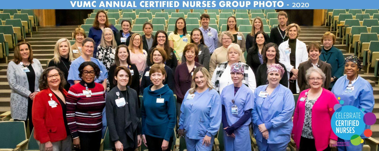 2020 Certified Nurses