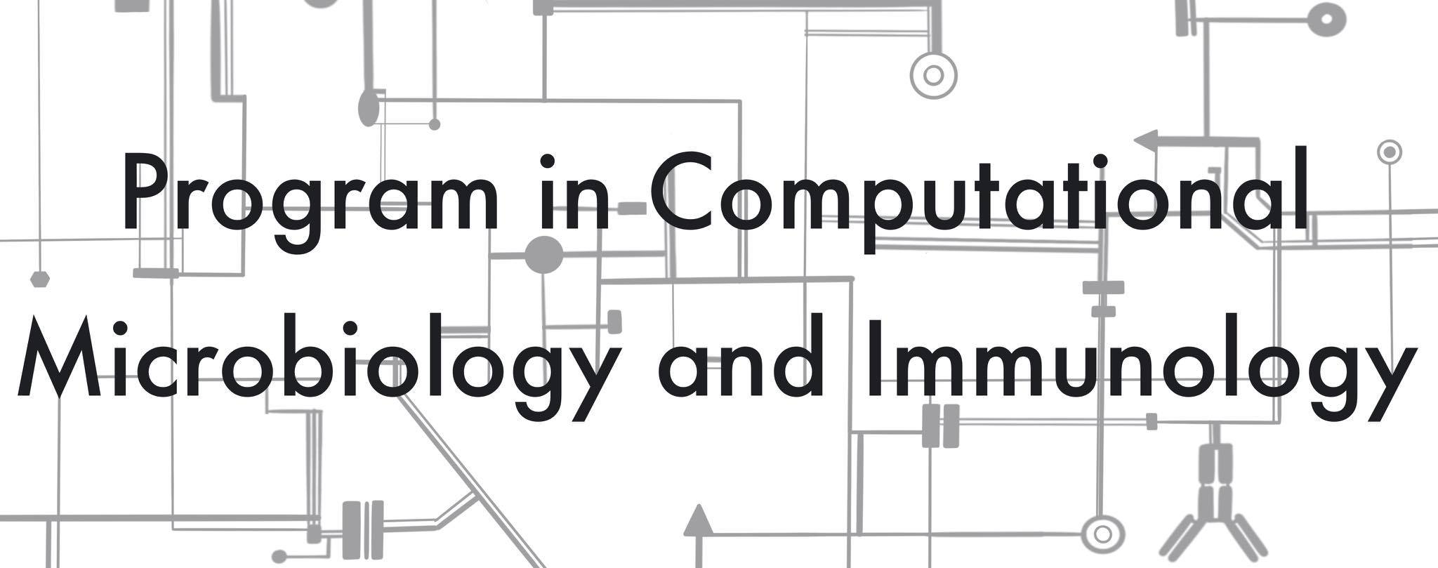 Program in Computational Microbiology and Immunology