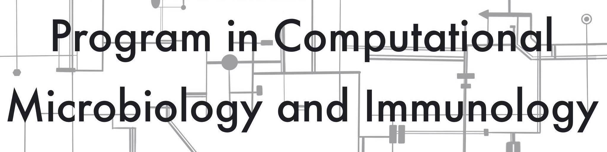 Program in Computational Microbiology