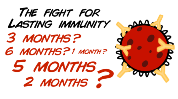 How good is your memory? Debating the duration of COVID-19 immunity by Caroline Cencer