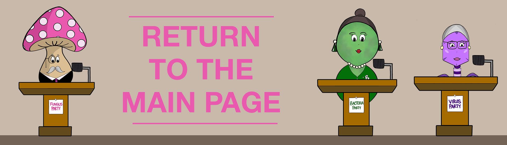 Fungi - Return to the Main Page