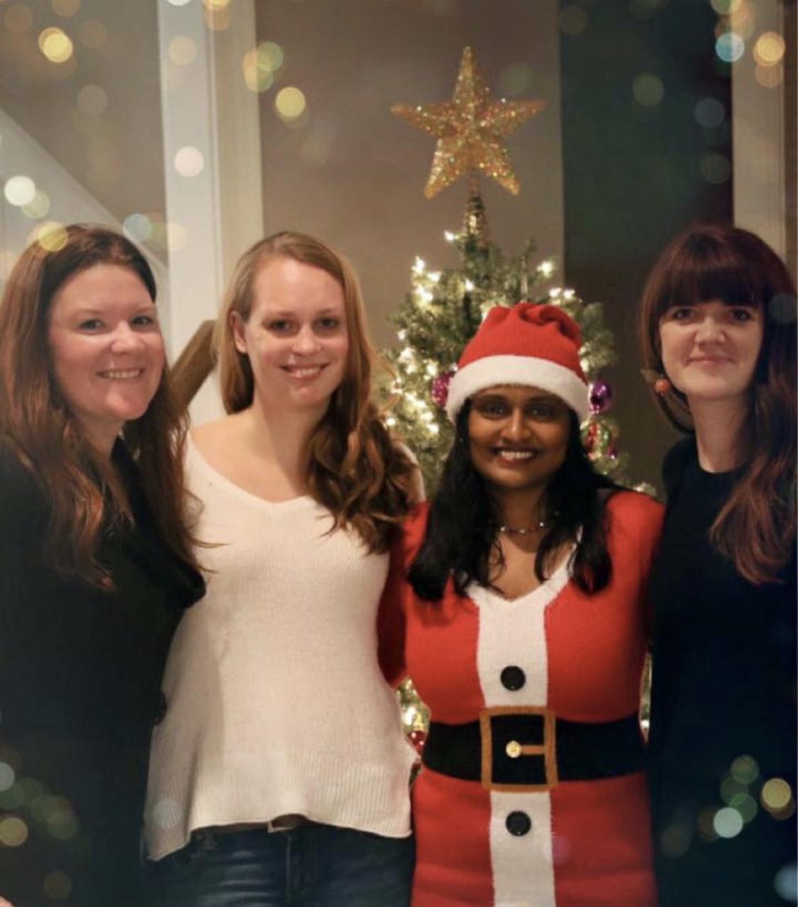 Madhur Lab Christmas Party 2016