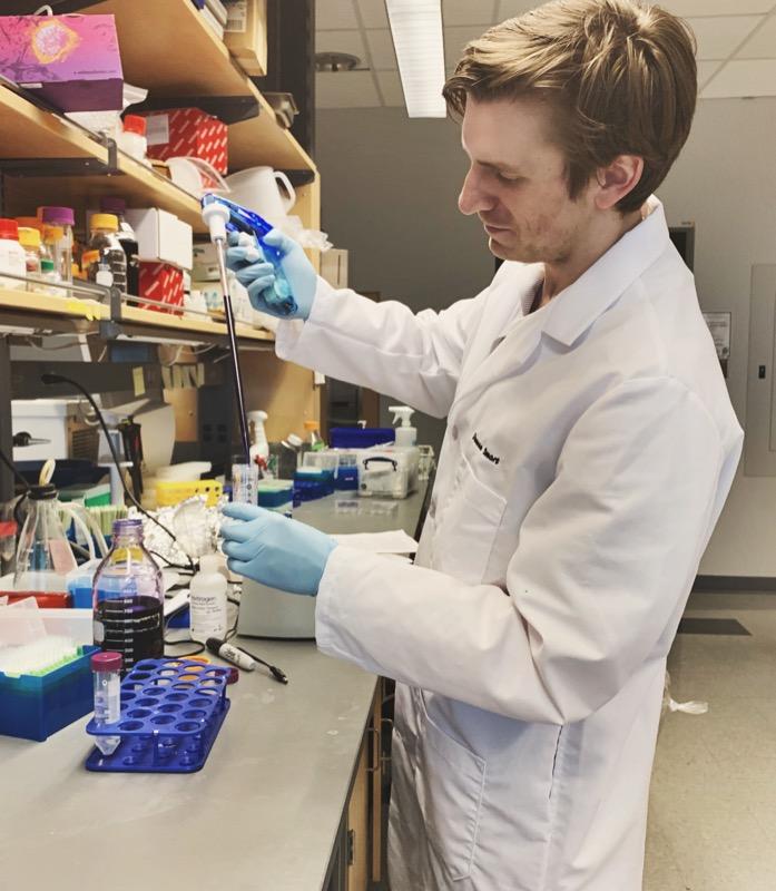 Duncan Smart Meena Madhur Lab Graduate Program: Molecular Physiology & Biophysics