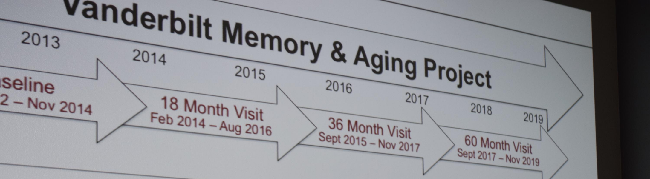 Vanderbilt Memory and Aging Project